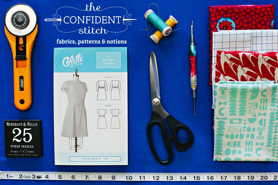 Confident Stitch Notions