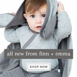 New for Fall - The Origami Collection from Finn + Emma