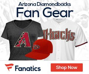 Shop Arizona  Diamondbacks gear at Fanatics.com!