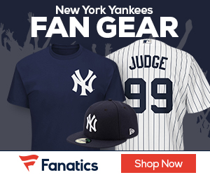 Shop New York Yankees gear at Fanatics.com!