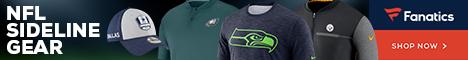 Shop NFL Sideline Gear at Fanatics.com