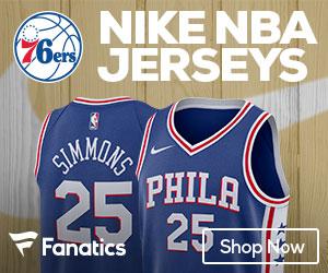 Philadelphia 76ers 2017-2018 Nike Jerseys