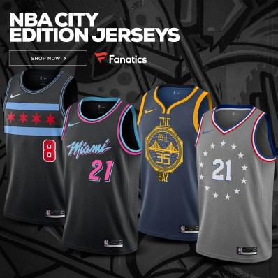 NBA City Edition Collection