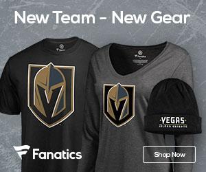 Shop for new Vegas Golden Knights Fan Gear at Fanatics.com