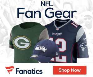 Shop for NFL Gear at Fanatics!