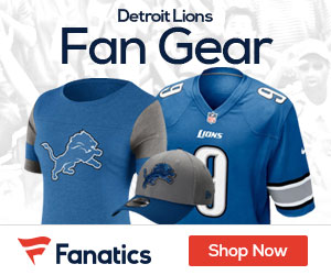 Shop the newest Detroit Lions fan gear at Fanatics!