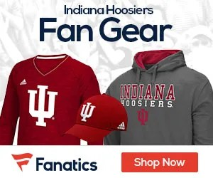Indiana Hoosiers gear at Fanatics.com