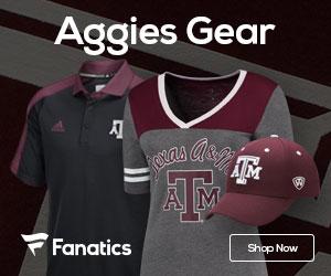 Texas A&M Aggies gear at Fanatics.com