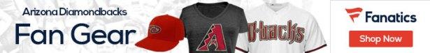 Arizona Diamondbacks Gear at Fanatics.com