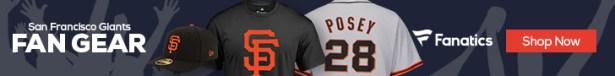 San Francisco Giants gear at Fanatics.com