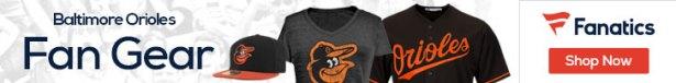 Baltimore Orioles Gear at Fanatics.com