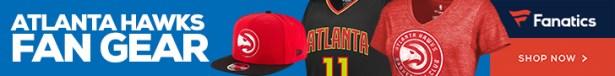 Shop Atlanta Hawks Gear at Fanatics.com