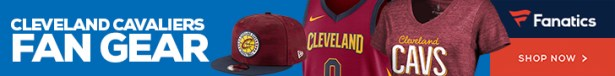 Shop Cleveland Cavaliers Gear at Fanatics.com