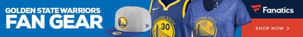Shop Golden State Warriors Gear at Fanatics.com