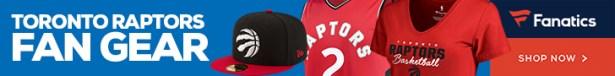 Shop Toronto Raptors Gear at Fanatics.com
