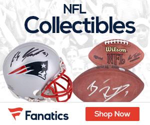 Shop NFL Collectibles and Memorabilia at Fanatics.com