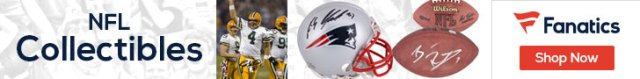 Shop for NFL Collectibles and Memorabilia at Fanatics!