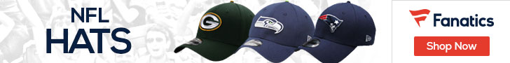 Shop for NFL Hats at Fanatics!