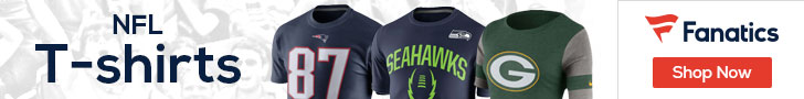 Shop for NFL T-Shirts at Fanatics!
