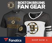 Shop for Boston Bruins Gear at Fanatics.com