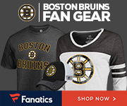 Shop for Boston Bruins Gear at Fanatics.com