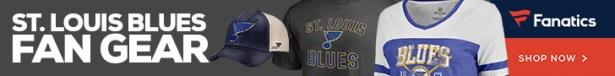 Shop for St. Louis Blues Gear at Fanatics.com