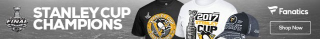 Pittsburgh Penguins 2017 Stanley Cup Champs