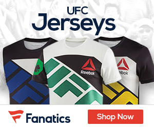 Shop for UFC Jerseys at Fanatics.com