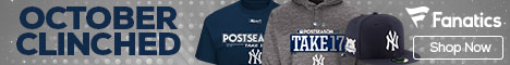New York Yankees 2017 Postseason Gear