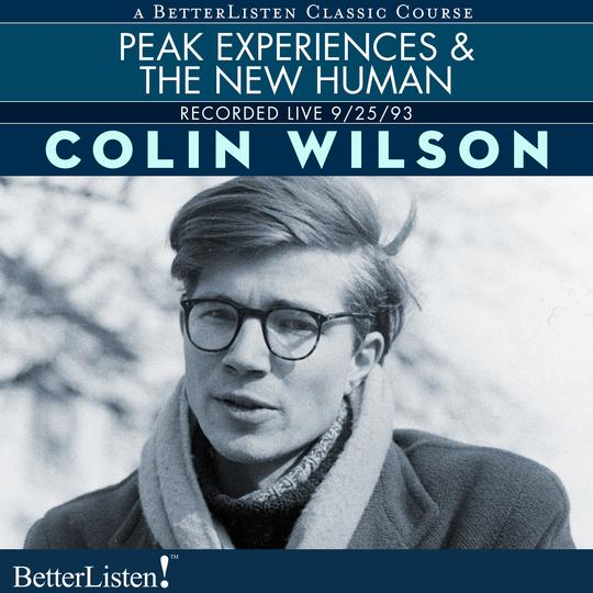 Colin Wilson Audiobooks