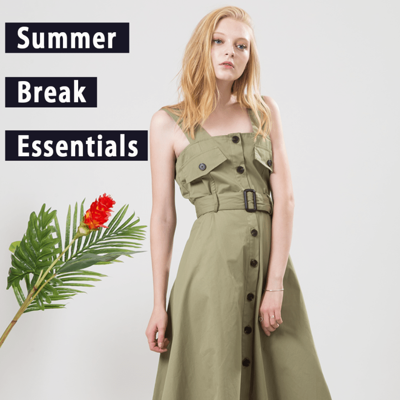 SUMMER BREAK ESSENTIALS, REFRESH YOUR WARDROBE. Get 10% discount on your first order with free shipping worldwide