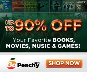 Deals / Coupons GoPeachy 8