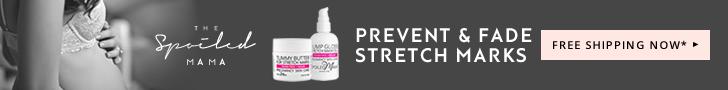 Organic pregnancy skincare
