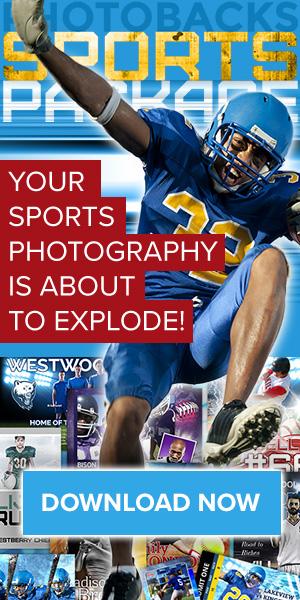 Photobacks Sports Package