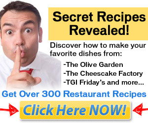 secret recipes