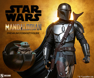 The Mandalorian™ Premium Format™ Figure by Sideshow Collectibles