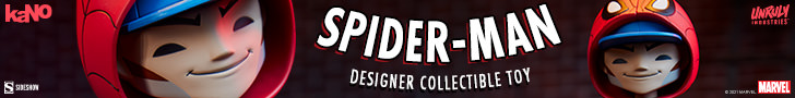 Spider-Man Designer Collectible Toy by Unruly Industries™