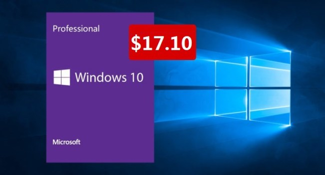 buy windows 10 pro professional cd-key (32/64 bit) at g2deal.com