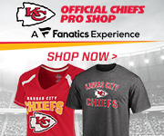 Shop Official Chiefs Gear at the Kansas City Chiefs Pro Shop