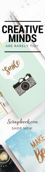 Get Organized Now at Scrapbook.com!