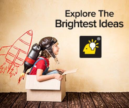 Explore Brightest Ideas