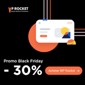 WP Rocket Black Friday - WordPress Caching Plugin