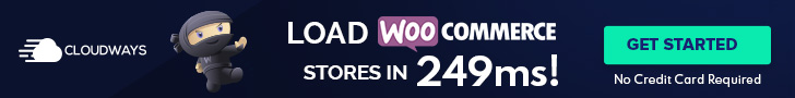 Load WooCommerce store
