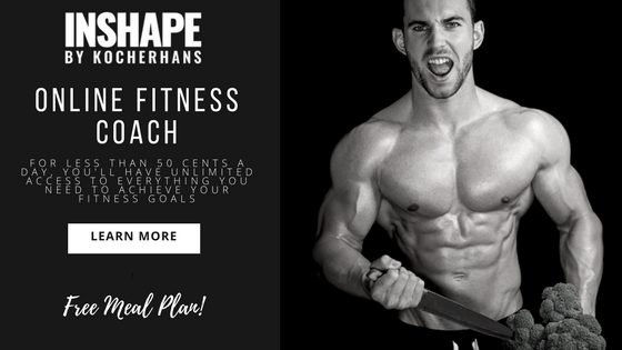 Online Fitness Coach - Get your FREE Meal Plan