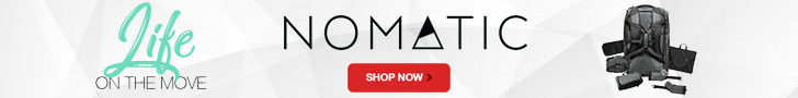 Nomatic - Life on the Move - Shop Now