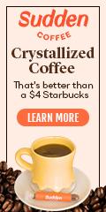 Sudden Coffee General 120x240
