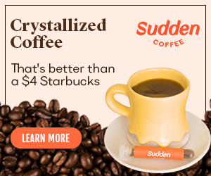 Sudden Coffee General 300x250
