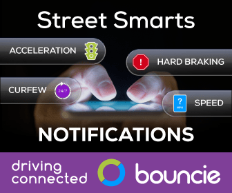 Get driving notifications with Bouncie