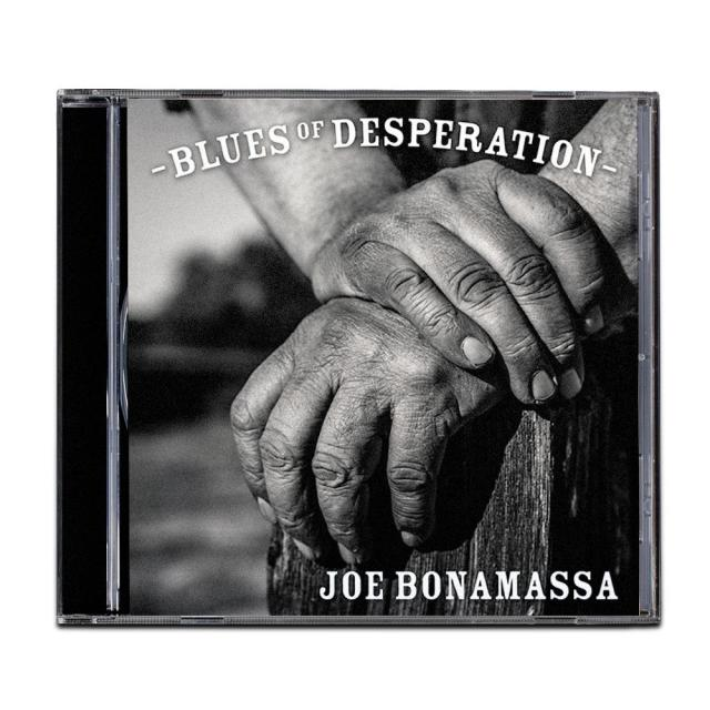 Joe Bonamassa: Blues of Desperation (CD)