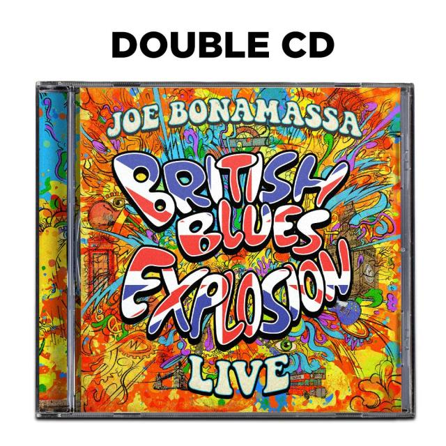 Joe Bonamassa: British Blues Explosion Live (CD)